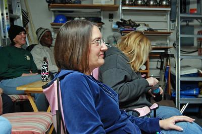 143 Lisa at Kandi's 2010 Super Bowl Party