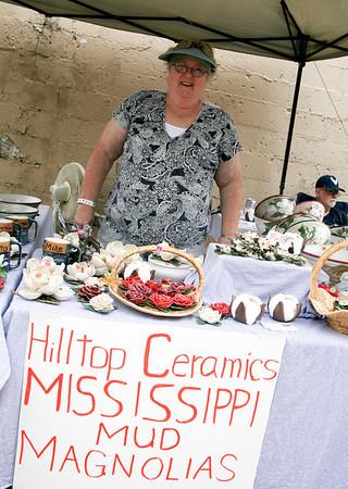 Grace Stevens Hilltop Ceramics Mississippi Mud Ceramics