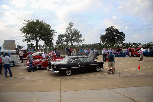 A Classic car show was part of the 11th Annual Robert L Breckenridge Men's Breakfast hosted at KE Bushmans in Bullard. Sarah Perez/Freelance