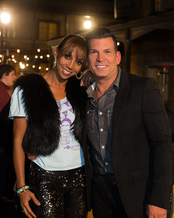 Holly Robinson Peete's Foundation Celebration - A David Tutera Event!