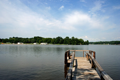 A Day At Blue Ridge Shores -- Lake Louisa