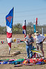 A Fest of Tails...Kites and dogs come together for a great day of family fun. McAllister Park, San Antonio, Texas. March 15, 2008 (© Ralph Mawyer, Jr.)