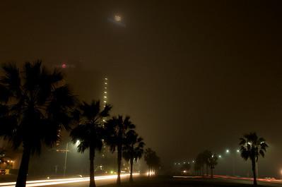 A Foggy Night in Corpus