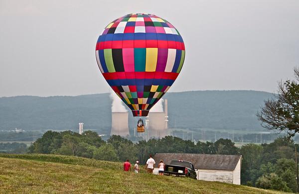 A Fun Ballooning Adventure