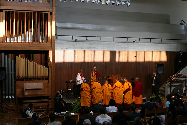 """""""A Ground Blessing for the Institute for the Study and Practice of Religion"""" Emory University, October 21, 2007"""