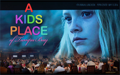 4TH Annual Kids Place Luncheon at Pepin Center Tampa FL