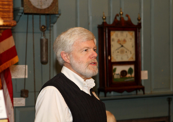 American Clock and Watch Museum Director, Don Muller