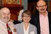 Chris, Denise Johnson and Paul Dumanoski
