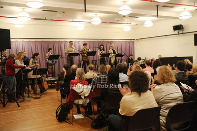 """Musical Reading of """"A Moment in Time""""  photo  by Rob Rich © 2011 robwayne1@aol.com 516-676-3939"""