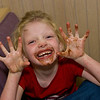 Can you tell Katie loves chocolate?!?