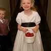 What a darling little flower girl !!!
