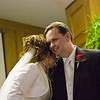 """The minister proclaimed: """"I now present to you Mr. and Mrs. Tommy Scott."""""""