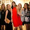 Sara Blomquist, Madline Shabell, Maggie Miles, Samantha Pearman, Melanie Daily, Desiree Ceecere, Gabe Chateau