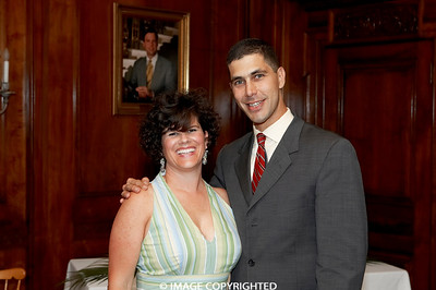 "June 30, 2007. Boston, MA.  Over 400 people attended ""A Night In Havana,"" Hosted by the Commonwealth Seminar, a  celebration and farewell to State Senator Jarrett Barrios. © 2007 Marilyn Humphries"