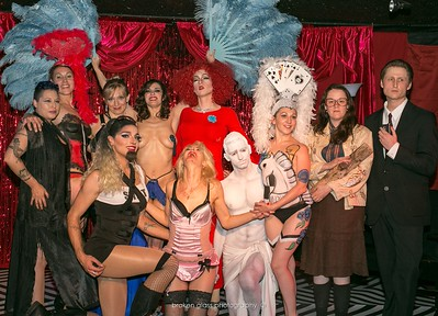A Night of Twin Peaks at the Zodiac 2015