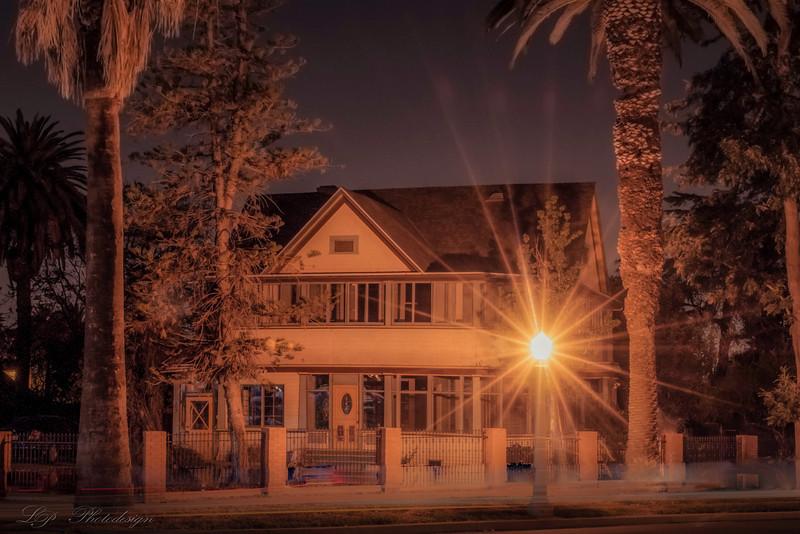Grand Blvd Circle, Historical District, Corona, California