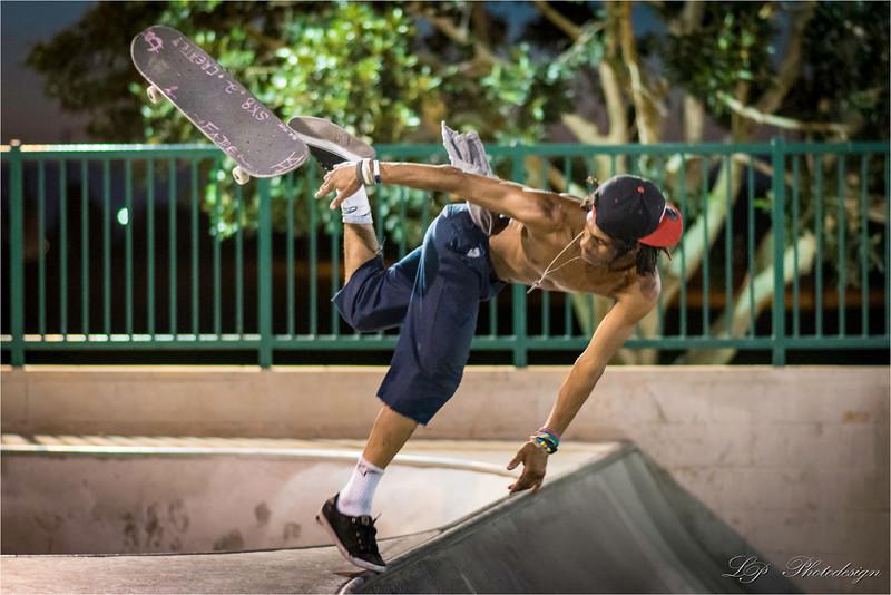 Day 19, Santana Regional Park and Skate Park, Corona, California