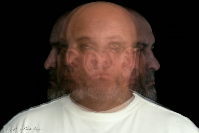 Day 24, Self Portrait Effect