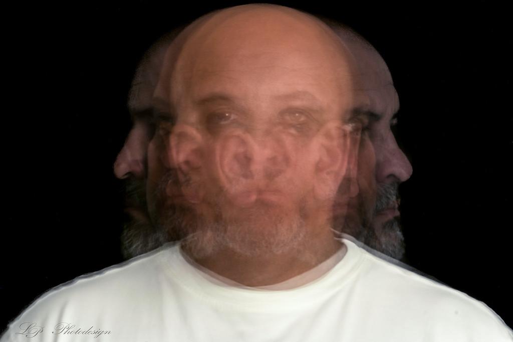 Day 24, Self Portrait Effect
