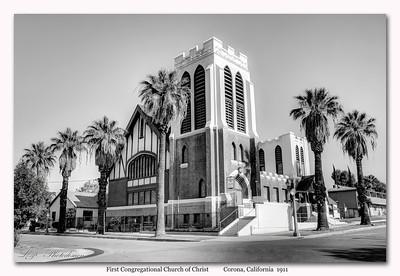 Day 9 First Congregational Church Corona, Ca.