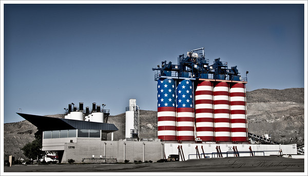 All American Asphalt, Corona, California