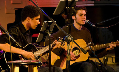 Music Resource Center Students