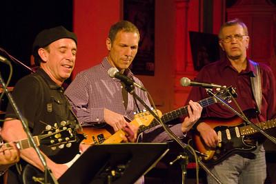 Steve Grossman, Gary Lopac, and Lonnie Knight
