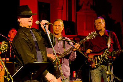 Arne Fogel on vocals…an occasional guest artist Saturday's with Jazz @ the 'Toga