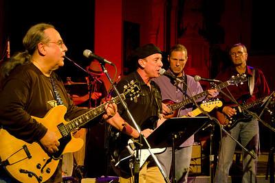 Billy Hallquist, Steve Grossman, Gary Lopac, and Lonnie Knight
