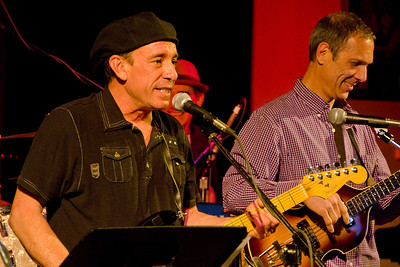 Steve Grossman and Gary Lopac