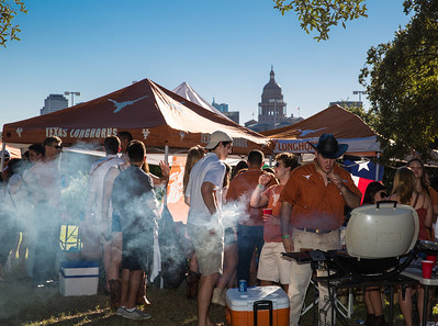 UT Austin Tailgate at it's Best!
