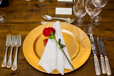 A la Carte // Valentine's at Blue Valley