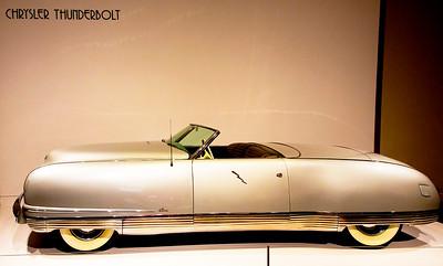 The 1941 Chrysler (LeBaron) Thunderbolt