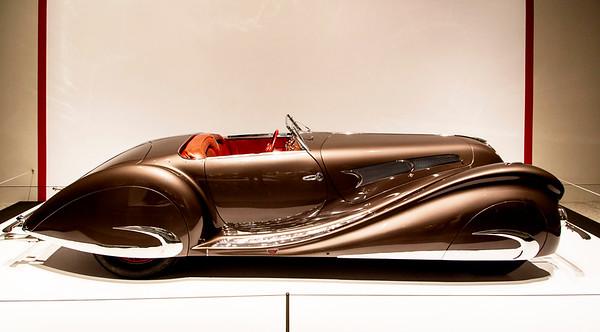 1936 Delahaye 135M roadster