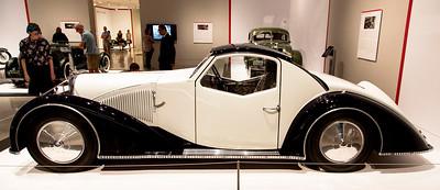 Voisin Type C-27 sport coupe