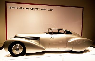 "Hispano-Suiza H6B Dubonnet ""Xenia"" coupe"