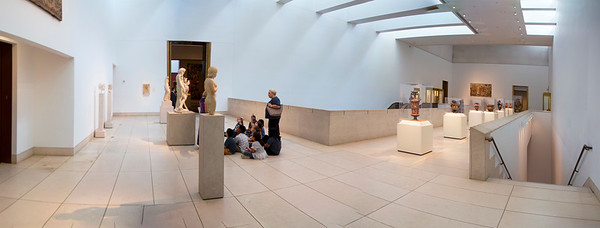 MFAH Upstairs