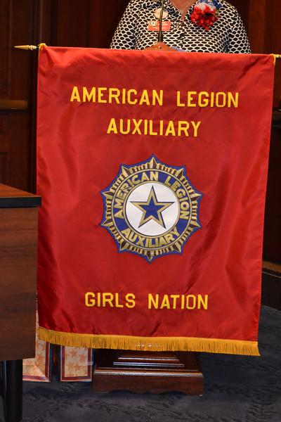 Girls Nation banner