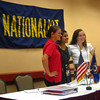Nationalist Party, Secretary, Vice Chair, Chair.