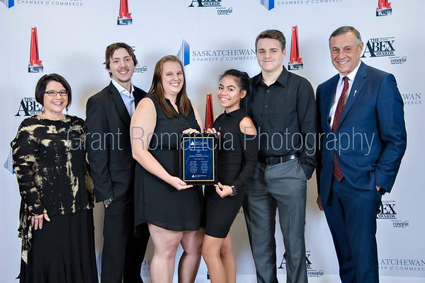 ABEX 2016 Winners
