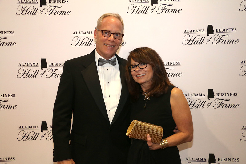 Photos from the 2017 Alabama Business Hall of Fame celebration.