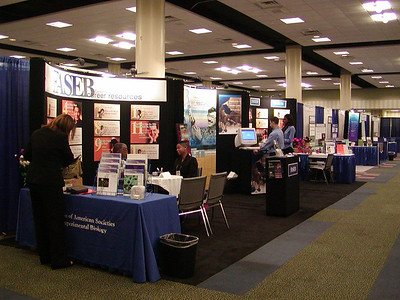FASEB MARC Booth at ABRCMS 2004