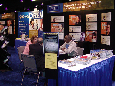 FASEB MARC Booth at ABRCMS 2006