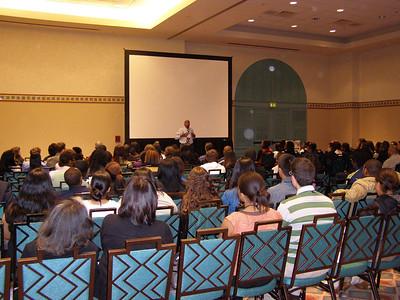 ABRCMS 2008 in Orlando, FL