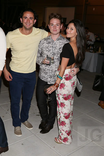 ACE's 1st Annual Foodie Ball<br /> Held on the the TOWN West Village Rooftop, NYC - 07.17.14<br /> Credit: J Grassi