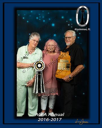 ACFA Annual Banquet 2017, Kissimmee, FL