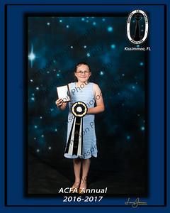 ACFA Annual 17-063- O