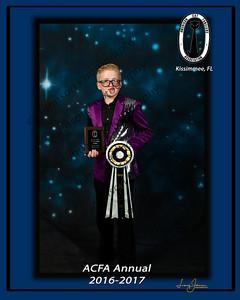 ACFA Annual 17-070- O