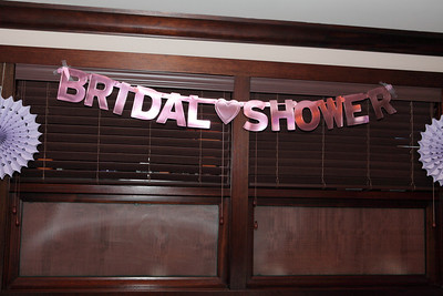 Bridal Shower For ACH