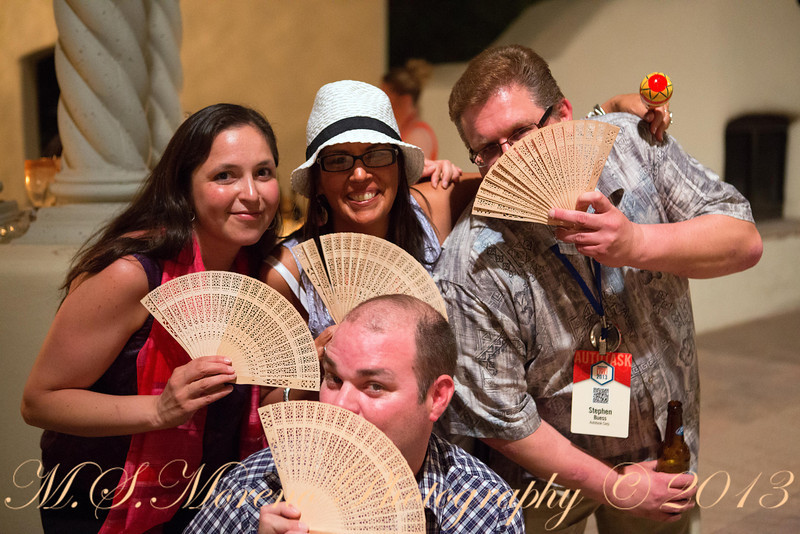 It was over 100 degrees every day at Autotask Community Live 2013